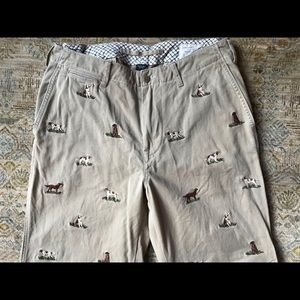 Polo by Ralph Lauren Pants - Polo by Ralph Lauren Embroidered Pants (32x30)